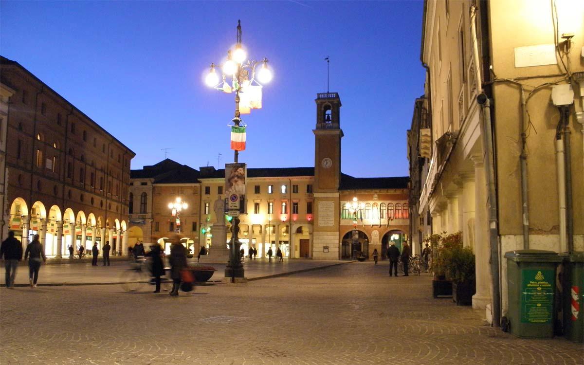 illuminazione comunale Veneto