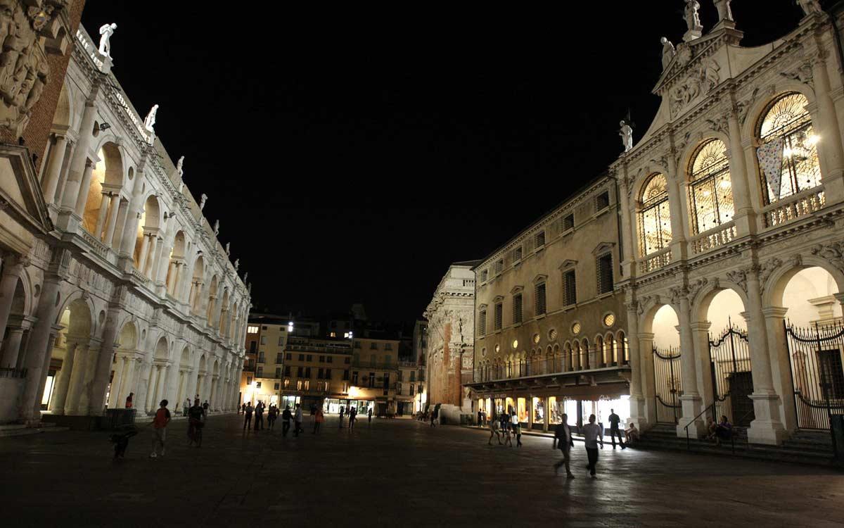 Illuminazione pubblica Vicenza