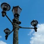 Riqualificazione urbana illuminazione