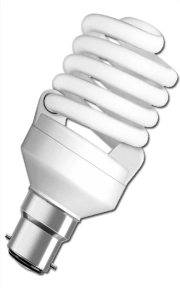 una lampadina a risparmio energetico ? un tipo di lampadina ...