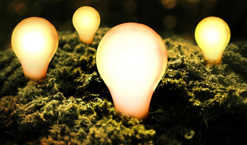 efficienza energetica comunale lampadine
