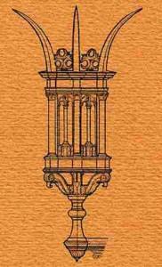 Lanterna a Firenze 1768